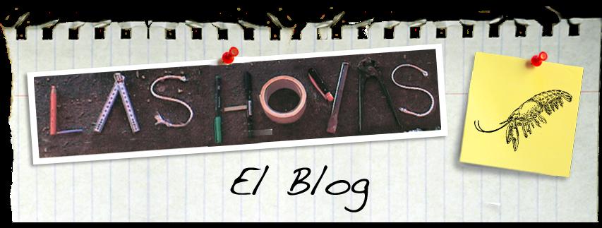 <center>El Blog de Las Hoyas</center>