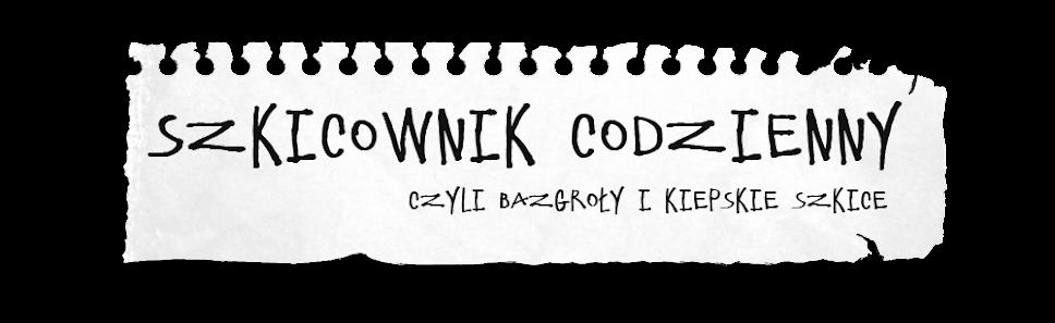 Szkicownik codzienny