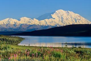 Alaska-denali national park