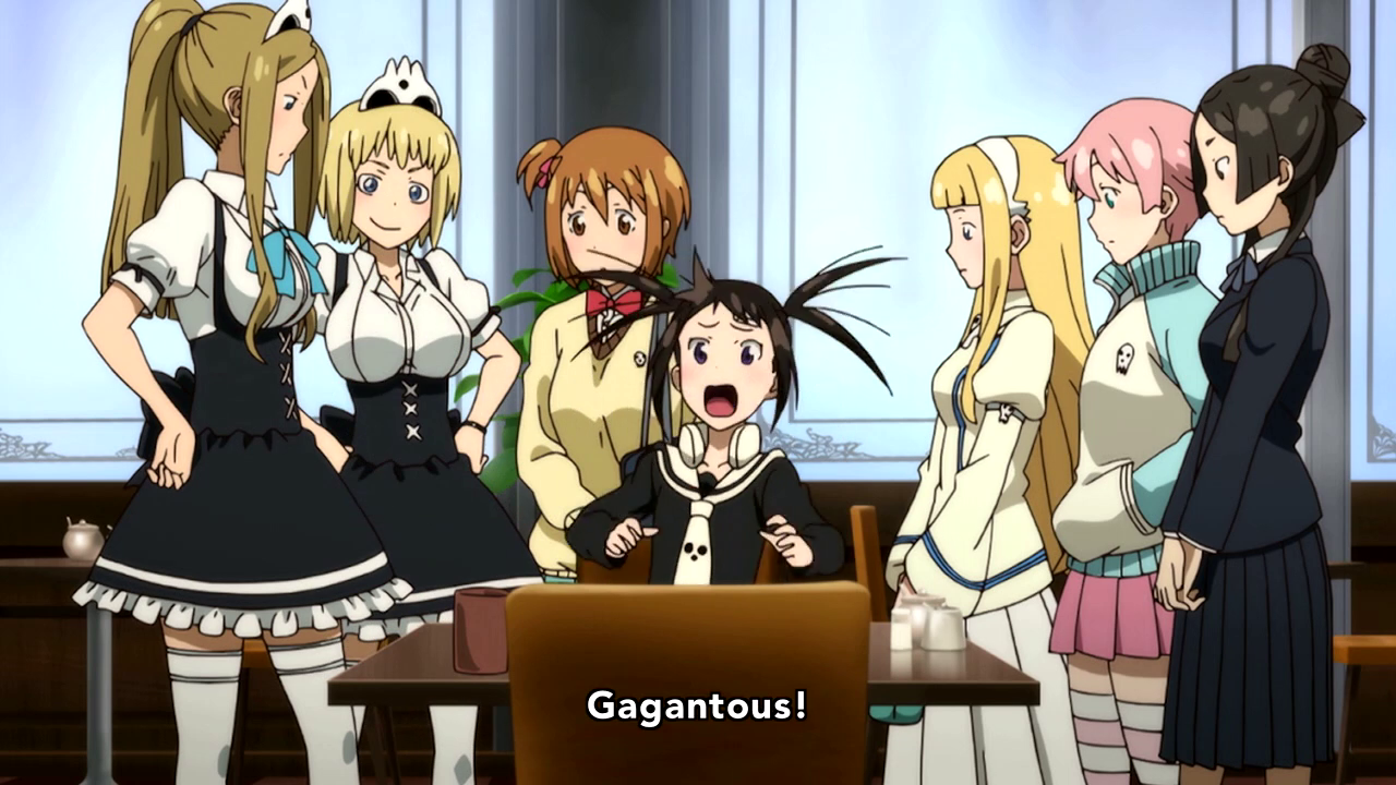 quiet opinions spring 2014 anime soul eater not