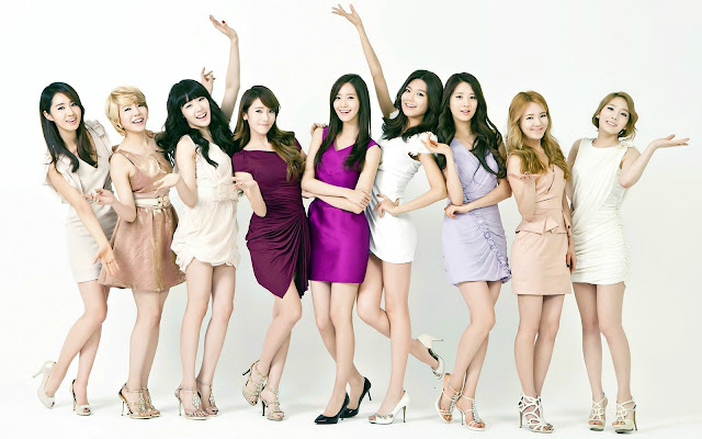 SNSD Girls Generation Wallpaper HD 소녀시대/少女時代 11