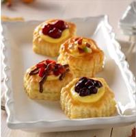 Dessert-Recipe-Caramel-Apple-Mini-Cheesecake