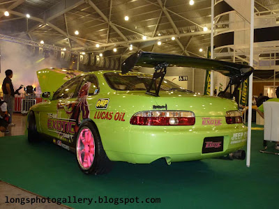 Toyota Soarer drift car