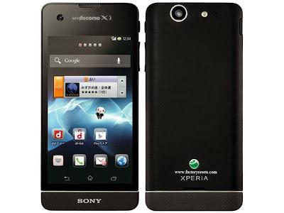Sony Xperia SX SO-05D
