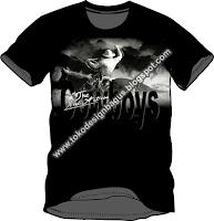 desain-kaos-t shirt