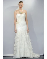 2012 Anne Barge Wedding Dresses Spring Collection