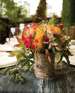 Popular Rustic Fall Wedding Centerpieces