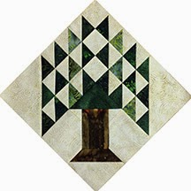 From Marti Michell Quilting Blog Let S Make A Tree Of Paradise