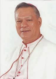 Caceres Archbishop Emeritus Leonardo Z. Legaspi, OP, DD