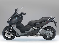 2012 BMW C600 Sport Scooter pictures 3