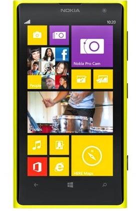 Harga Nokia Lumia 1020