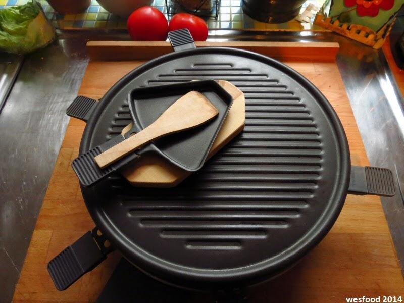 wesfood raclette. Black Bedroom Furniture Sets. Home Design Ideas