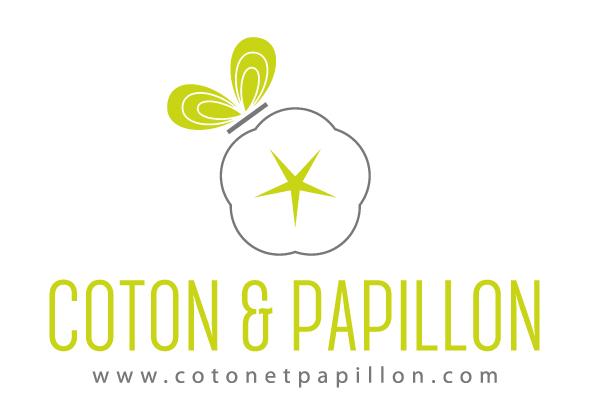 Logo Coton & Papillon