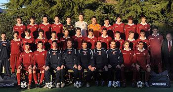 Salernitana Calcio 1919 Allievi Nazionali '94/'95