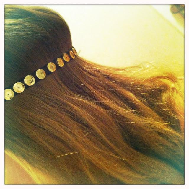 DIY Das mach ich selber! Hippie Haarband