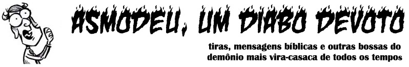 Asmodeu, um diabo devoto