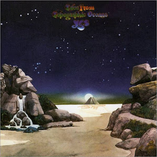 Yes - Tales from Topographic Oceans album cover