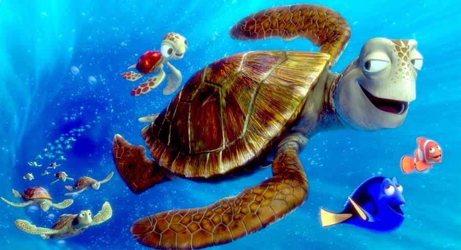 Film Guru Lad Film Reviews Finding Nemo 3d Review Updated