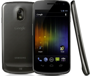 samsung galaxy nexus android 4.0 google