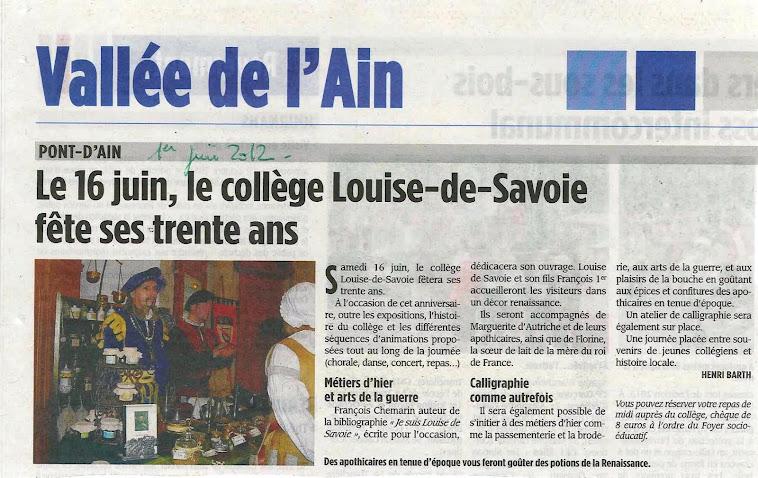 Collège Louise de Savoie