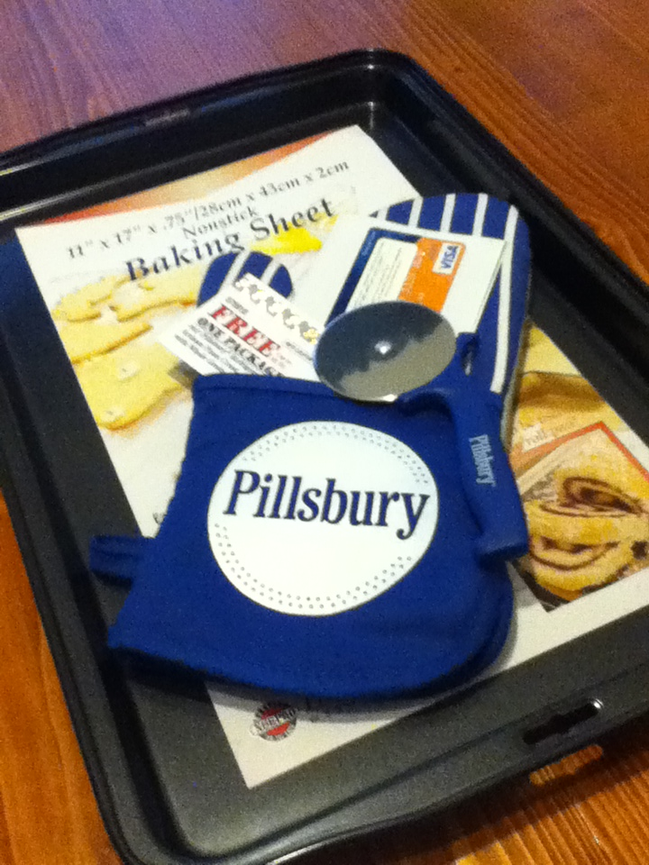 ... Pillsbury® Artisan Pizza Crust with Whole Grain Pizza Gift Pack! Ends