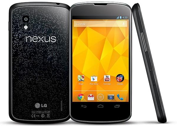 Karyawan Google Terlihat Sudah Menjalankan Android L pada Nexus 4!