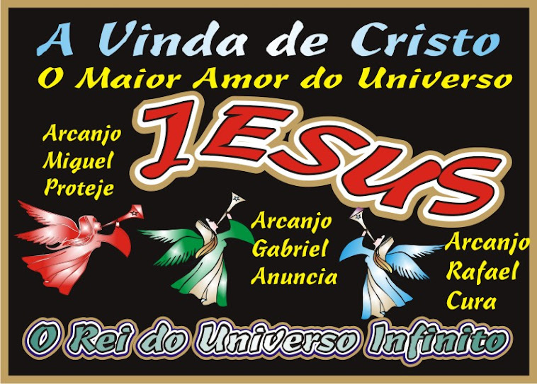 O Maior Amor do Universo Infinito Jesus Cristo