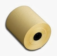 3-1/8 inch x 230 feet Canary Thermal BPA Free Printer Receipt Paper Rolls