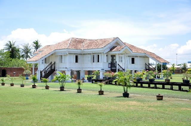 Muzium Kota Kuala Kedah, Benteng Pertahanan