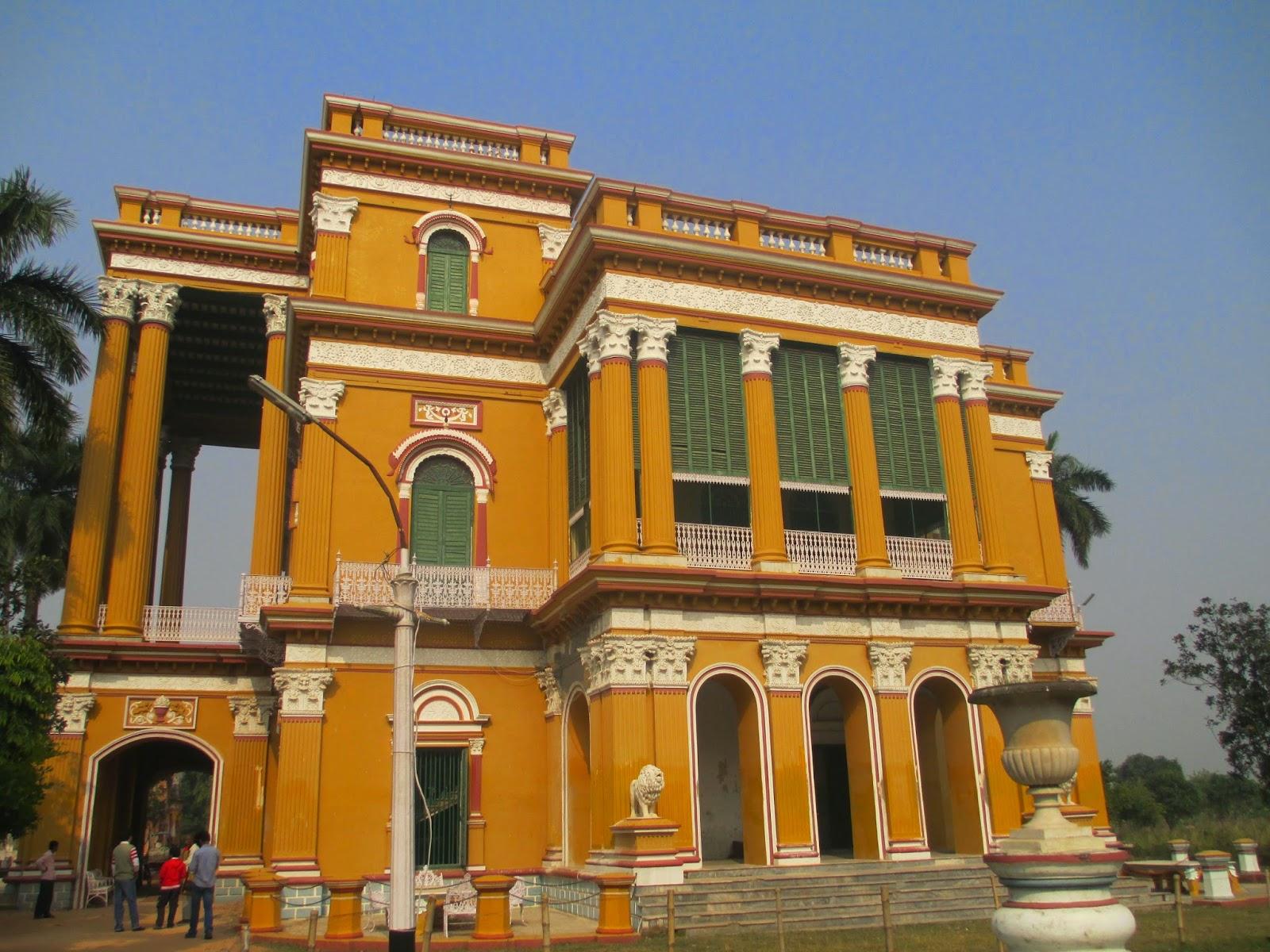 Kathgola Bagan- A Zamindar Bari in Bengal | Wanderful