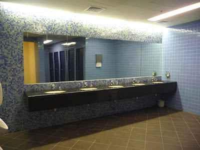 Public Toilette - Dubai Sports City Cricket Stadium