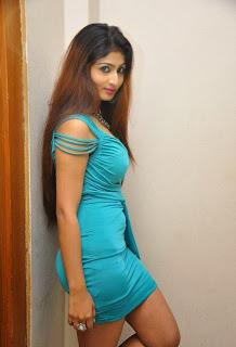 Swapna Cyan Skirt Hot Stills