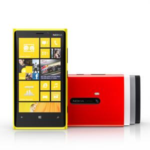 Handphone Nokia Lumia 920