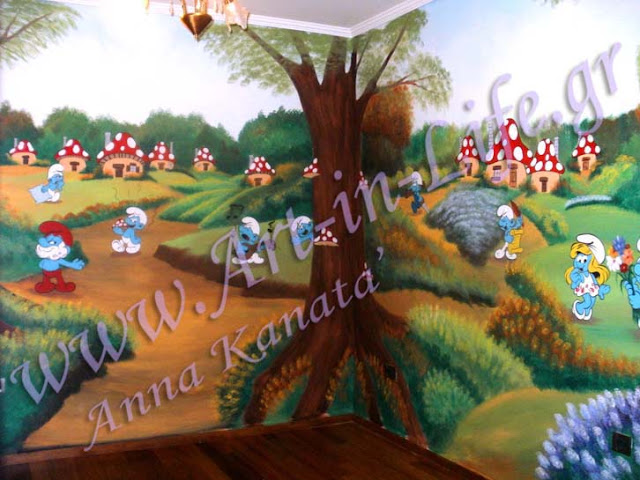 διακόσμηση παιδικών δωματίων, Ζωγραφική παιδικού δωματίου, Ζωγραφιές παιδικών δωματίων,  Ζωγραφική Τοίχου - Παιδικό Δωμάτιο, τοιχογραφίες παιδικών δωματίων,  Ζωγραφική τοίχου για παιδικά δωμάτια