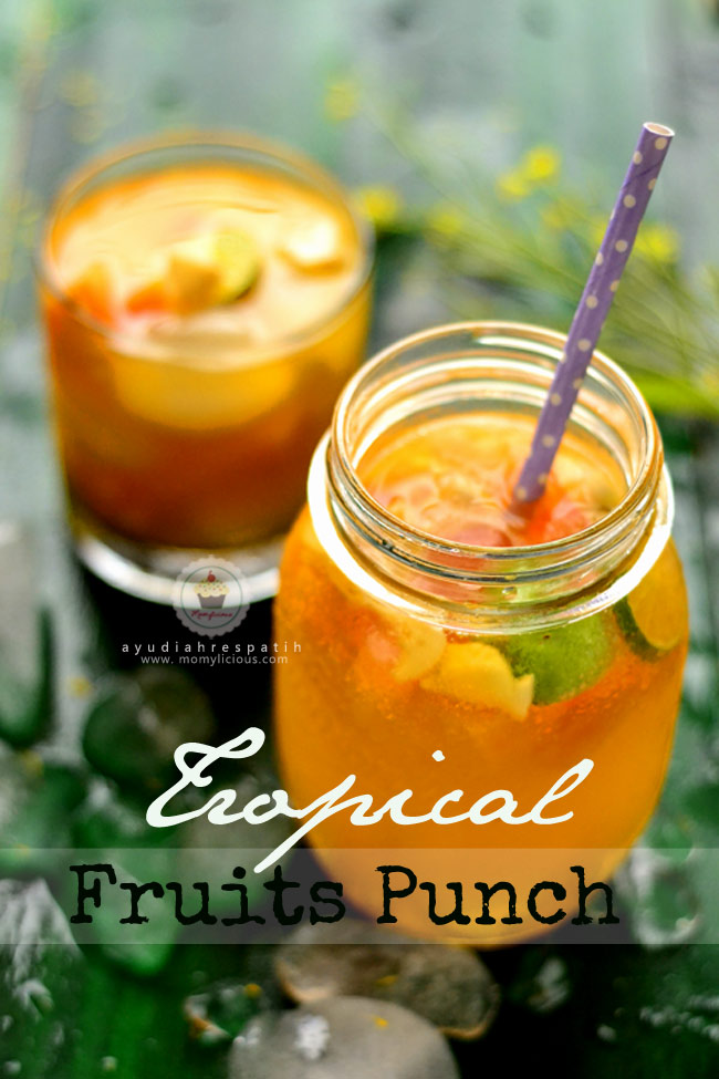 Tropical Fruits Punch