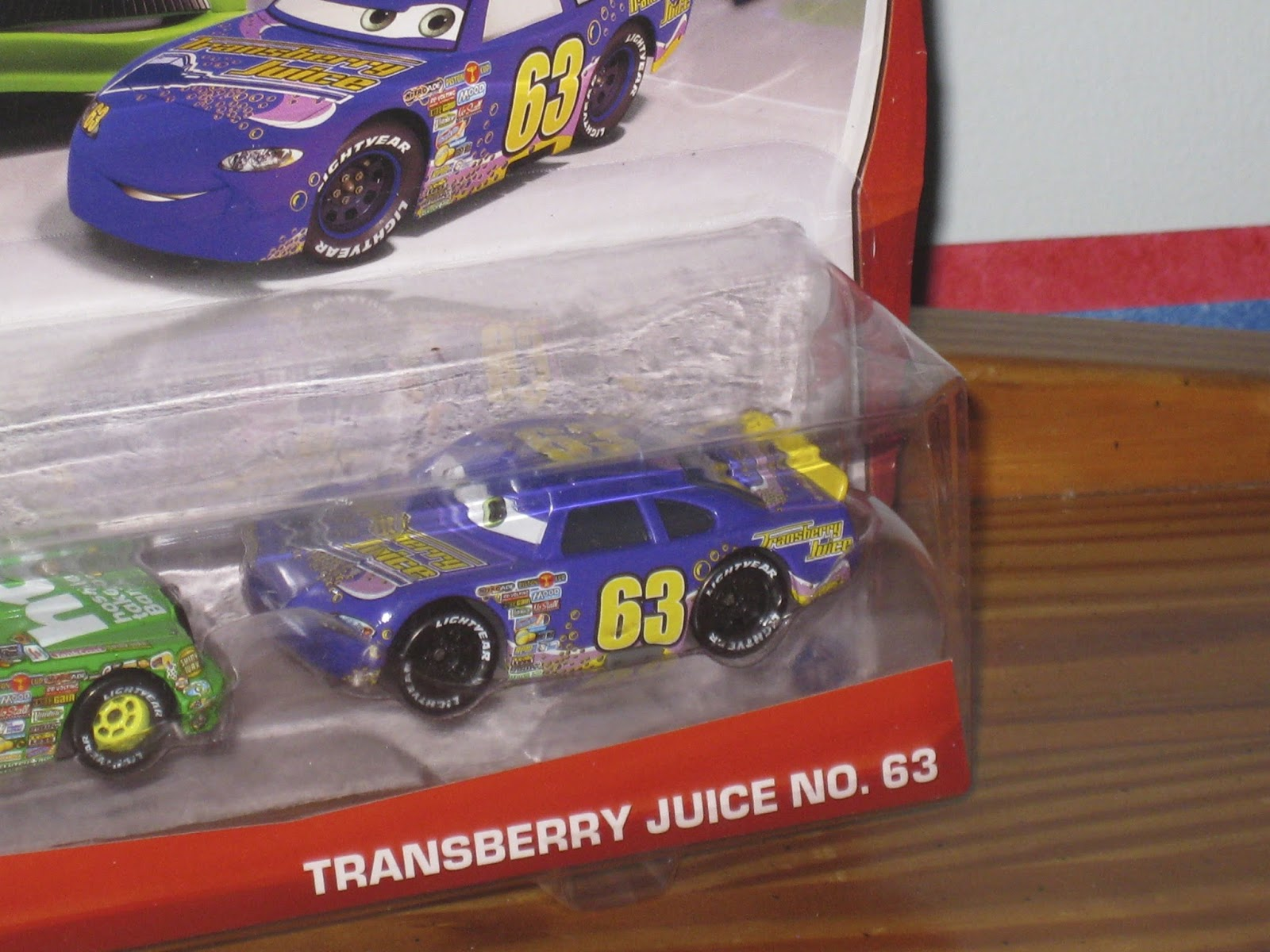 Dan the pixar fan cars lee revkins transberry juice for Speedway motors used cars