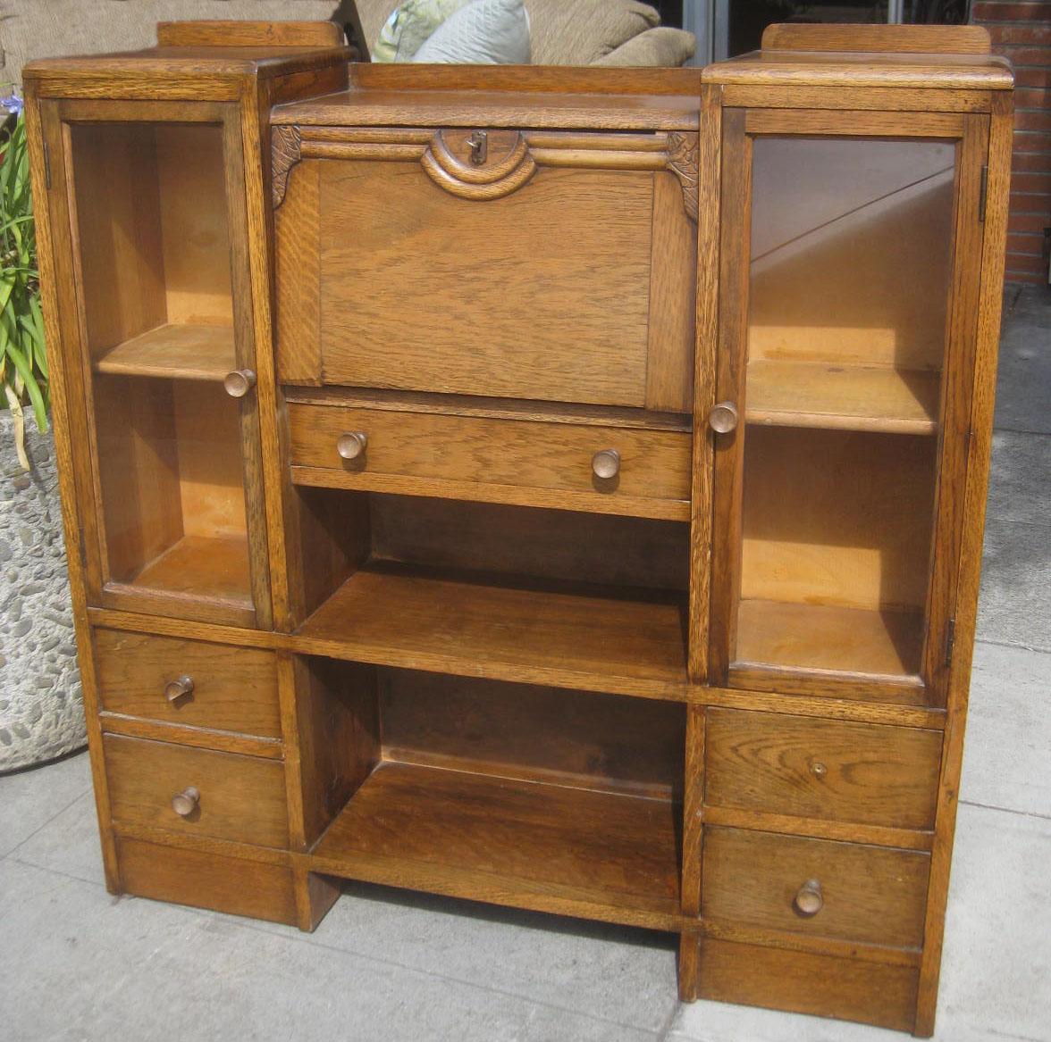 Uhuru Furniture Collectibles Sold Antique Oak