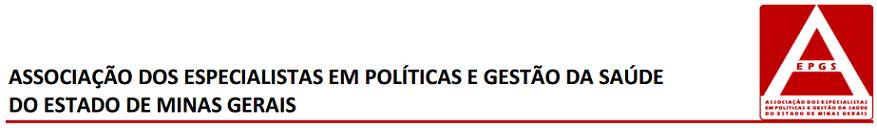 AEPGS - Associação dos Especialistas em Políticas e Saúde do Estado de Minas Gerais