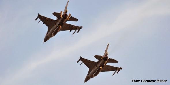 A Força Aérea israelense atacou alvos militares na Síria