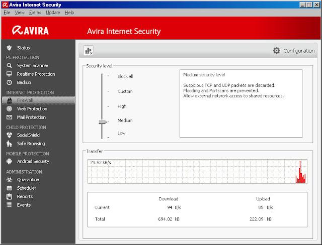 Avira Antivir Premium 2013 SS1