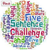 5 Sentence Challenge
