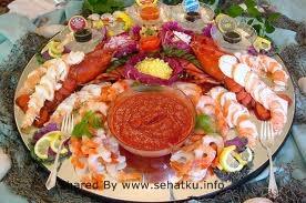 4 Manfaat Seafood Untuk Kecantikan