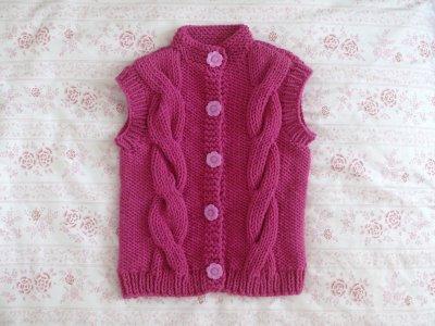 children's knitting shawl patterns