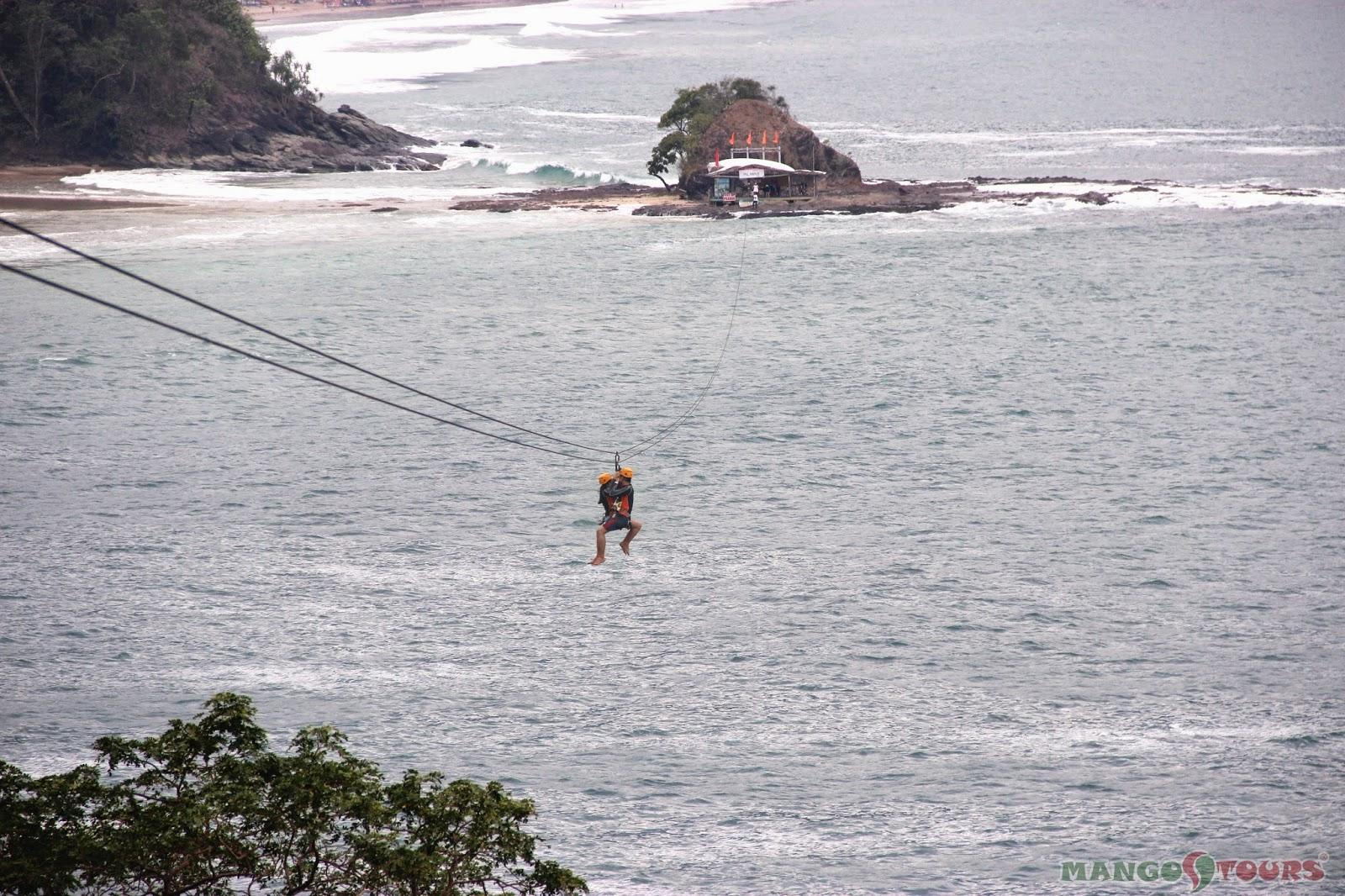 Mango Tours Puerto Princesa Palawan Zipline