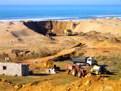 Illegal Beach Mining, Vaikundarajan