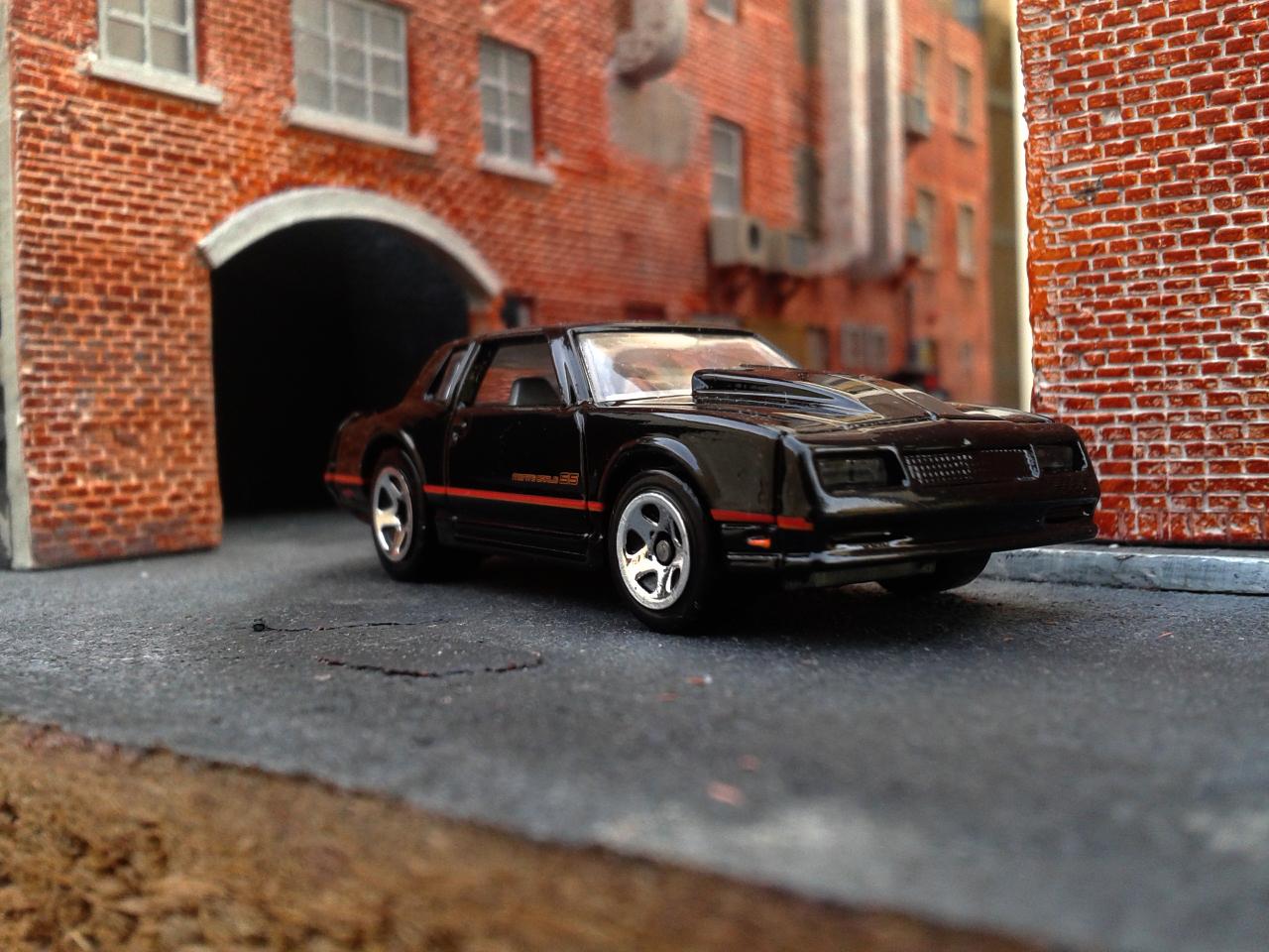 Diecast Cars Habitat Chevrolet Monte Carlo Ss