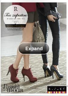 catalogo zapatos ripley OI 2013