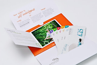 Gift Voucher Design Inspiration