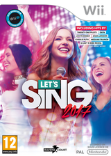 [GAMES] Lets Sing 2017 (Wii/PAL)