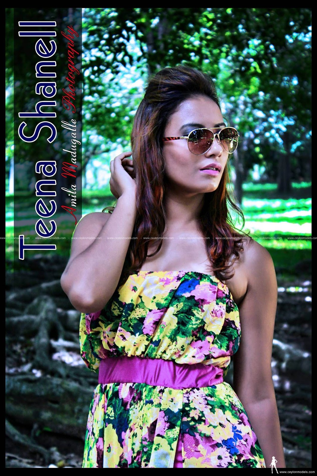 sri lankan upcoming supper model teena shanell latest photos how to become a model party dress with long frock idea sri lankan hotel and resort